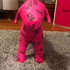 PINK Victoria's Secret Other - Large PINK dog